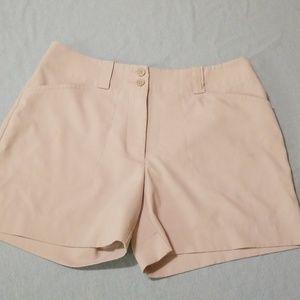 Nike golf shorts khaki 6
